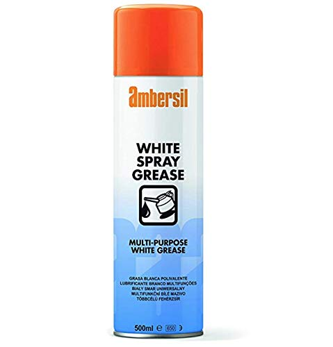 Ambersil 31617 White Spray Grease 500 ml