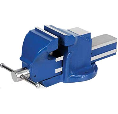TAM-TEK Bench Vice Fixed Base 6″