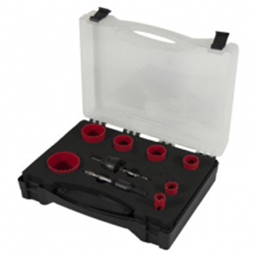 Bi-Metal Hole Saw Sets