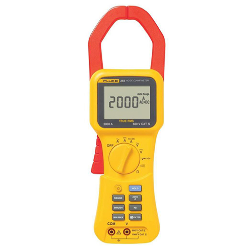 FLUKE 355 TRUE RMS CLAMP METER