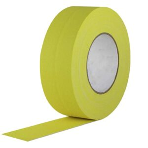 TAMTEK – Yellow Duct Tape 50mm Width X 25 Yards