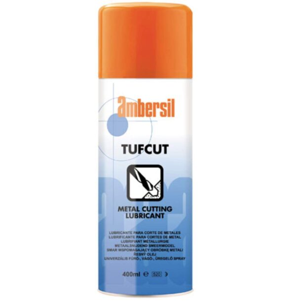 Ambersil Tufcut Metal Cutting Lubricant 400 ml