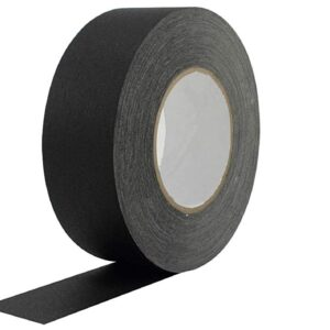 TAMTEK – Black Duct Tape 50mm Width X 25 Yards