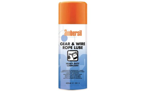 Ambersil Gear And Wire Rope Lubricant Spray