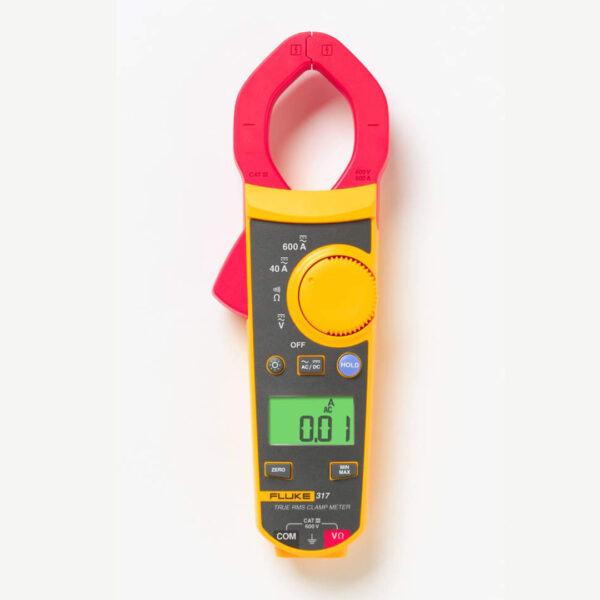 Fluke True RMS Clamp Meter – 317