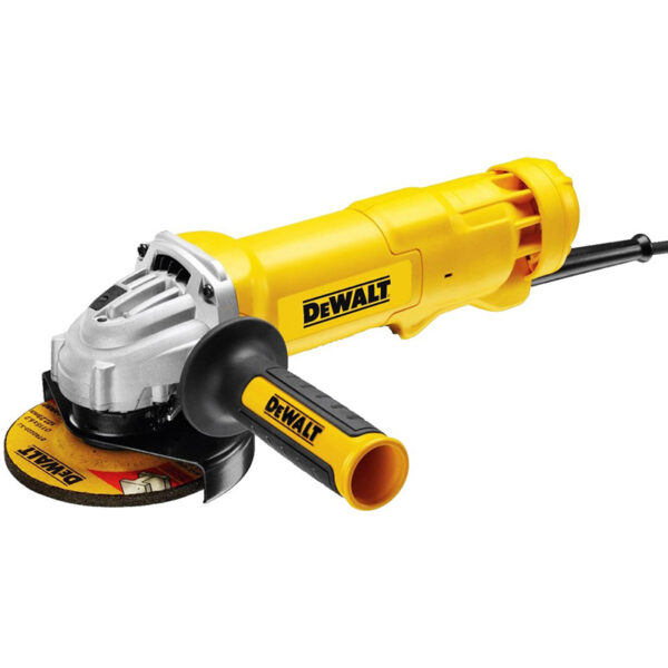 DEWALT DWE4215-B5 125MM ANGLE GRINDER; 1200W; 11800RPM; SLIDE SWITCH 220V