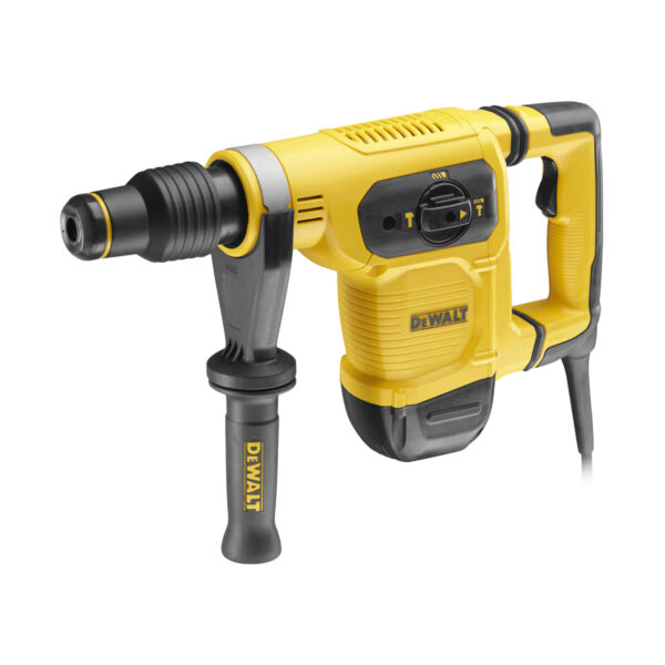 DEWALT D25481K-B4 40MM SDS MAX COMBINATION HAMMER W/ AVC 5KG 110V