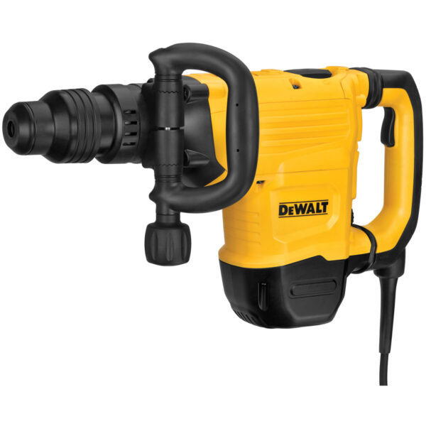 DEWALT D25872K-B4 SDS MAX DEDICATED DEMOLITION HAMMER; 7KG 110V