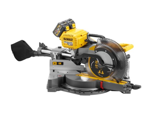 DEWALT DHS780T2-GB 54V XR FLEX VOLT MITRE SAW
