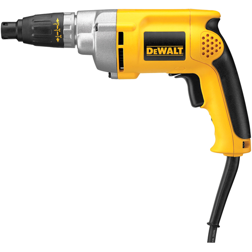 DEWALT DW266-QU VSR DEPTH SENSITIVE SCREWDRIVER 110V