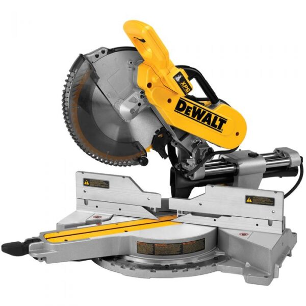 DEWALT DWS780-GB 12-INCH DOUBLE BEVEL SLIDING COMPOUND MITER SAW 220V