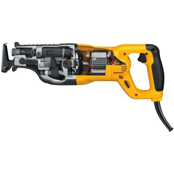 DEWALT DW311K-LX HIGH POWERED RECIPROCATING SAW 28MM 1200W 110V