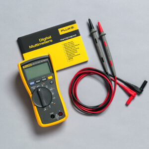 FLUKE 116 DIGITAL HVAC MULTIMETER 600V AC/DC