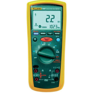 FLUKE 1587 INSULATION MULTIMETERS
