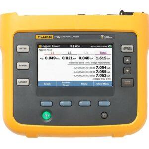 FLUKE 1732-INTL 3PHASE ELECTRICAL ENERGY LOGGER