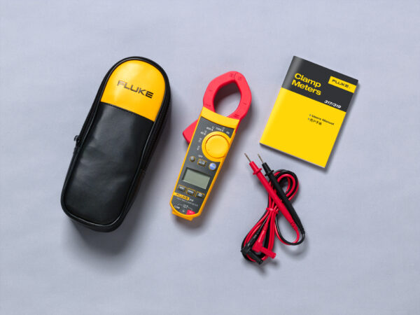 FLUKE 319 TRUE RMS CLAMP METER
