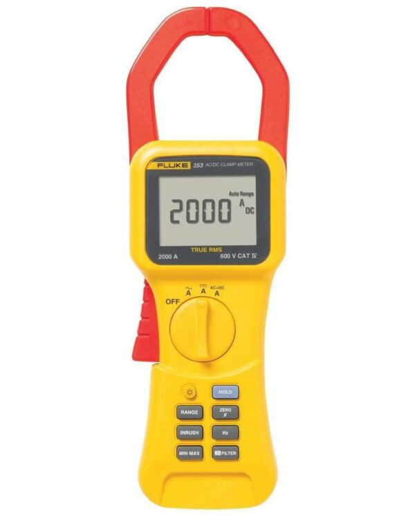FLUKE 353 TRUE RMS CLAMP METER (2000A)