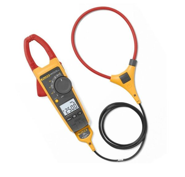 FLUKE 376FC TRUE RMS AC/DC CLAMP METER WITH IFLEX PROBE