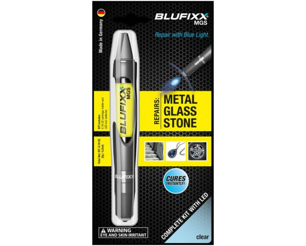 BLUFIXX Strong Surface Repair Kit For Car Interior Repair Kit With LED Light