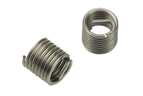 V-Coil Wire thread inserts for Whitworth-threads BSW